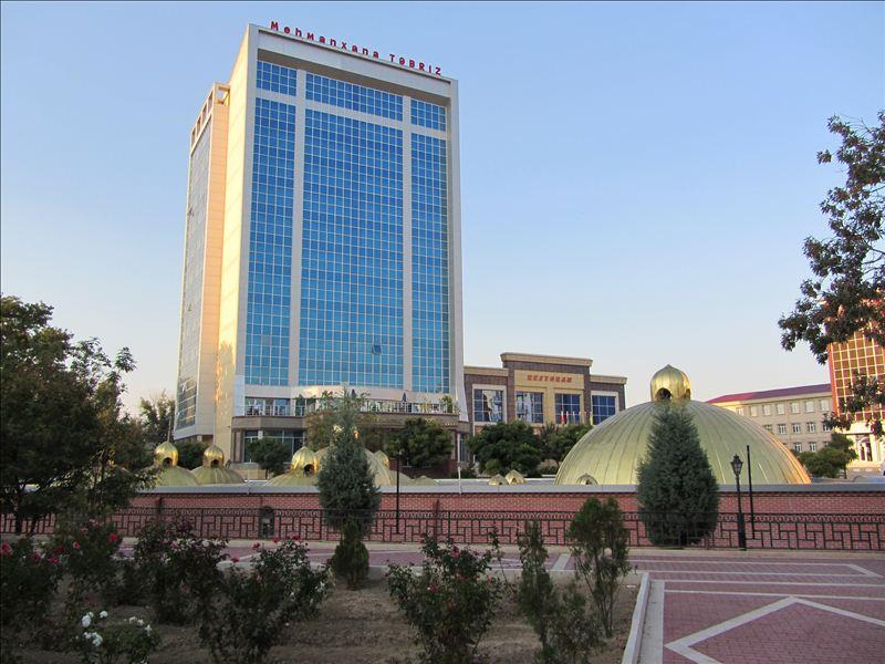 هتل تبریز (5 ستاره)
