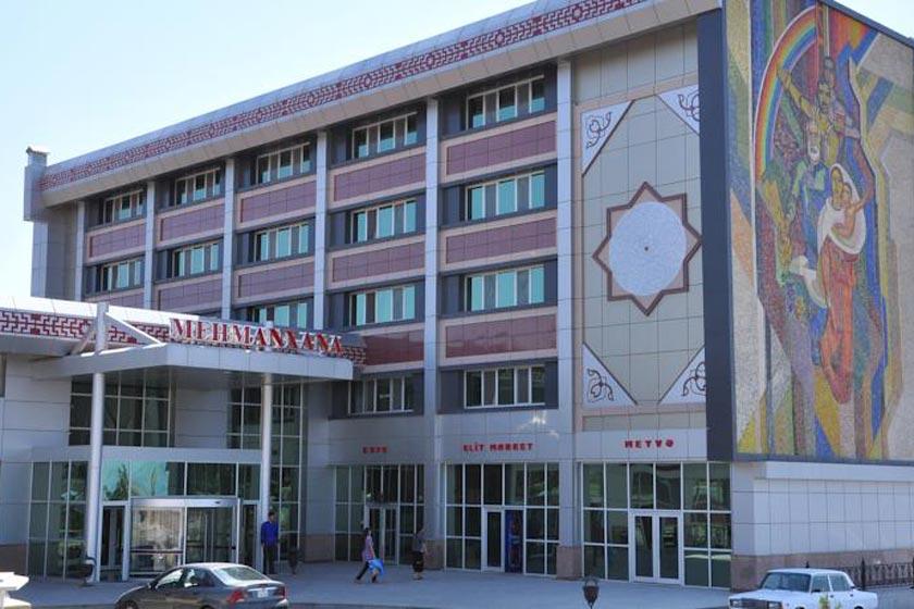 هتل آوتو واگزال 9